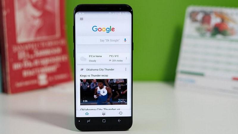 tính năng mới google