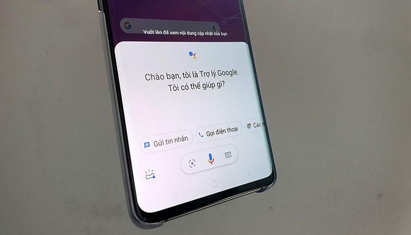 Google Assistant Tiếng Việt