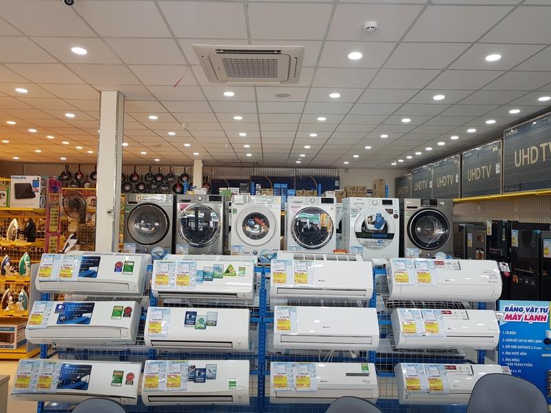 Siêu thị Điện máy XANH 542 Tô Ngọc Vân (Thủ Đức), TP. HCM