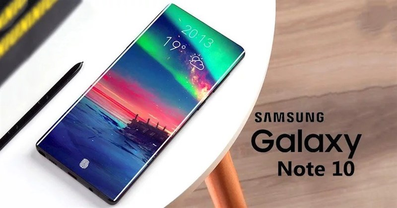 Samsung xác nhận đang phát triển công nghệ camera ẩn dưới màn hình