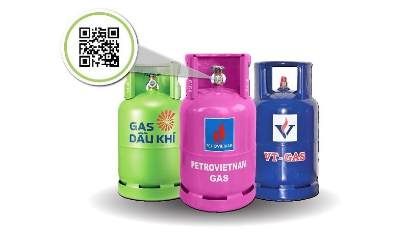 Chọn bình gas có thương hiệu uy tín
