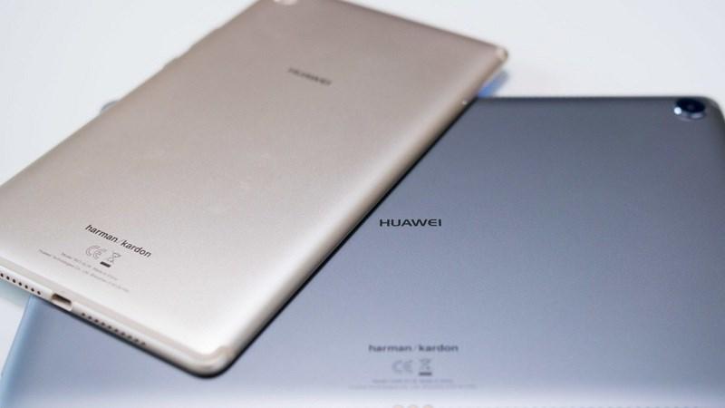 Huawei đang phát triển hai máy tính bảng dùng camera Sony 48 MP