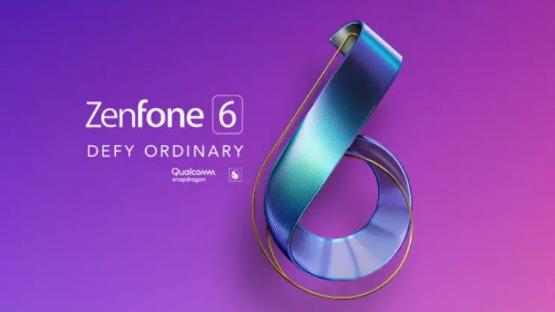 ASUS ZenFone 6 lộ giá bán tại thị trường Đài Loan