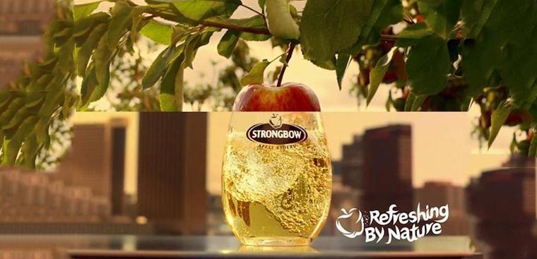 Strongbow - Thương hiệu Cider bán chạy số 1 thế giới
