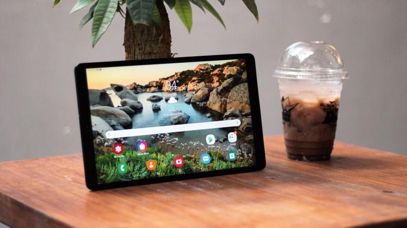 Đánh giá chi tiết Galaxy Tab A 10.1 (2019)