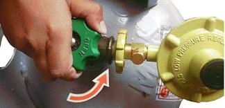 Cách xử lý an toàn khi rò rỉ khí gas trong gia đình
