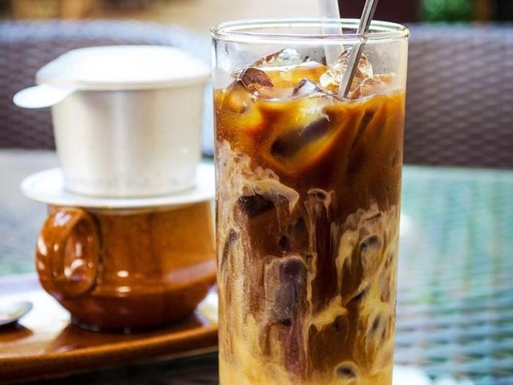 Dùng kèm với cà phê