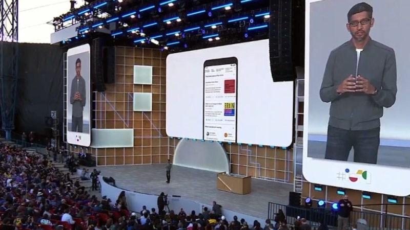 Google Assistant đã có thể nhận dạng giọng nói theo thời gian thực