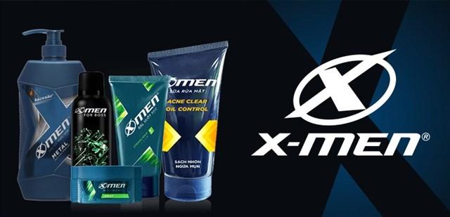 X-Men - Sản phẩm hương nước hoa dành cho nam giới