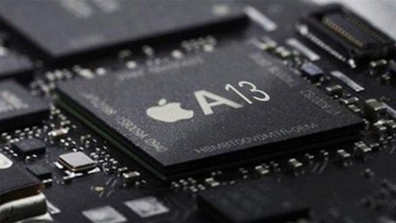Chip Apple A13 bắt đầu được sản xuất
