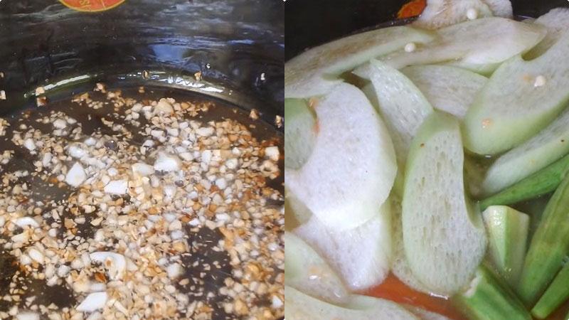 Cách nấu canh chua đầu cá hồi ngon đúng chuẩn, không tanh