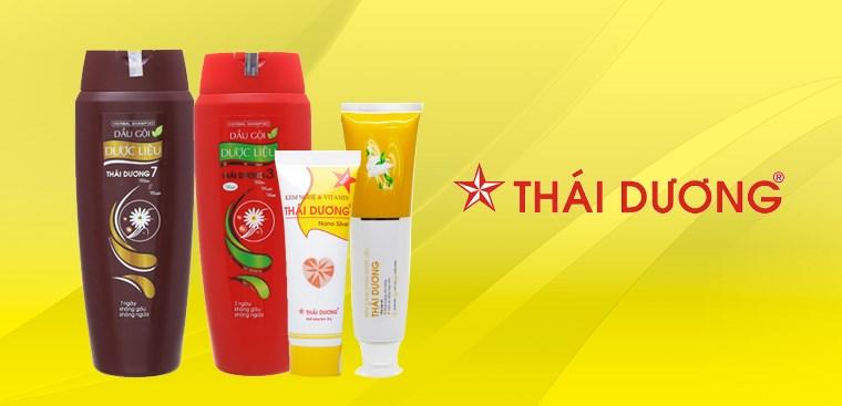 Thái dương - Thương hiệu dược mỹ phẩm Việt Nam