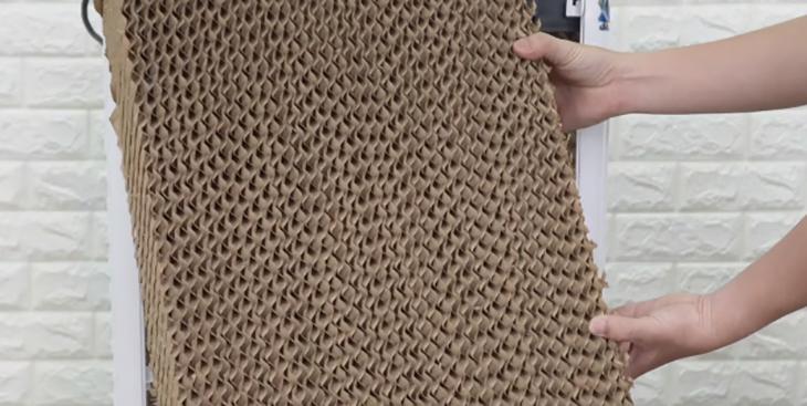 Sử dụng tấm làm mát cho quạt điều hòa loại nào tốt nhất?