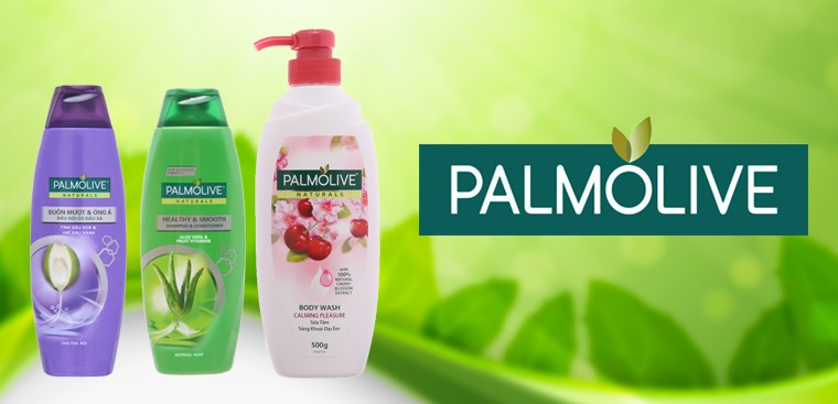 Palmolive thương hiệu chăm sóc cá nhân của Mỹ