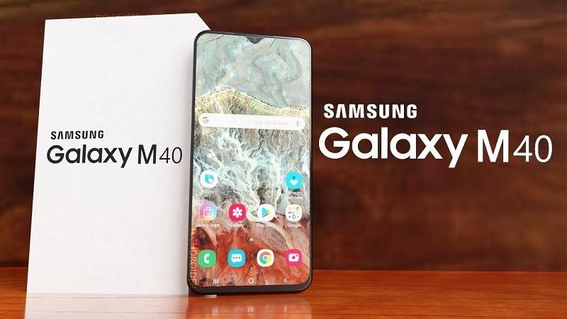 Samsung Galaxy M40 sẽ có màn hình nốt ruồi dùng chip Snapdragon 675 - 263382