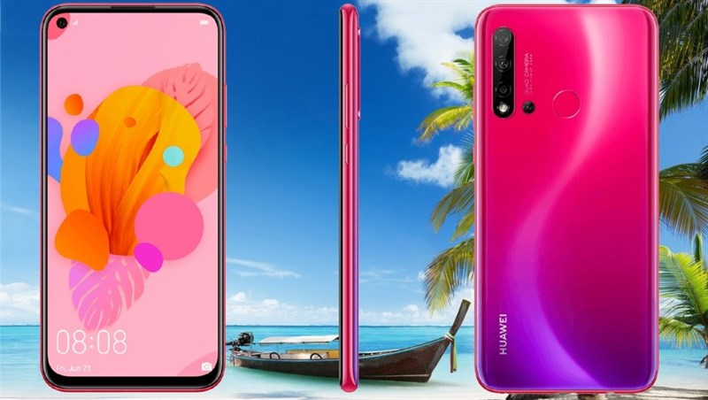 Huawei P20 Lite 2019 sắp ra mắt với 4 camera mặt sau