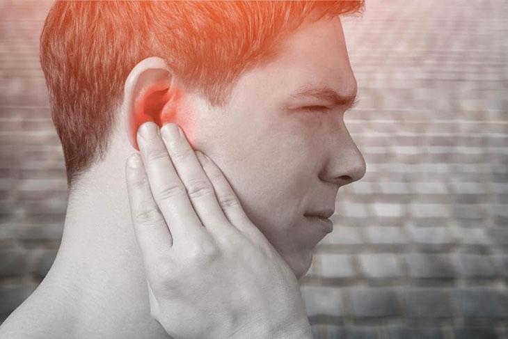 Độ ồn quá lớn có thể gây điếc tai