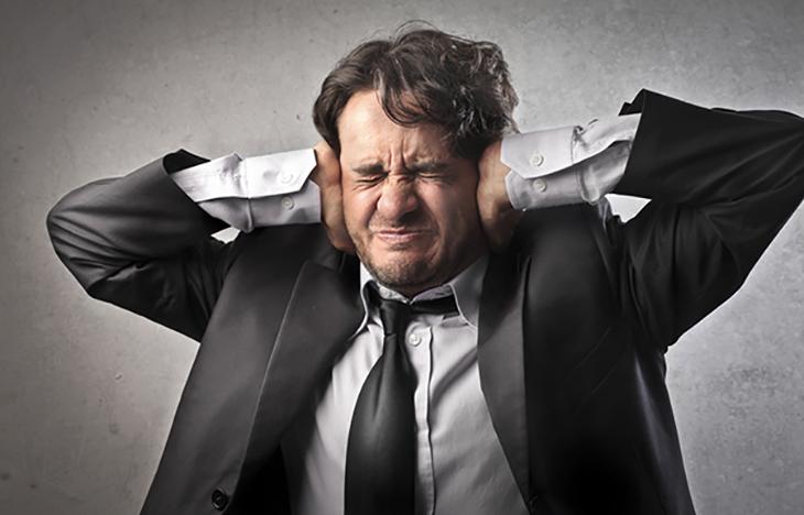 Tiếng ồn gây ảnh hưởng đến sinh hoạt