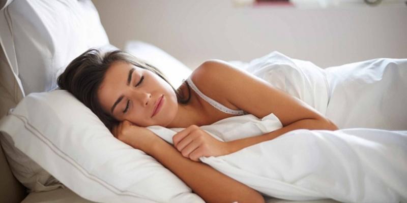 Giảm căng thẳng, ngủ ngon hơn