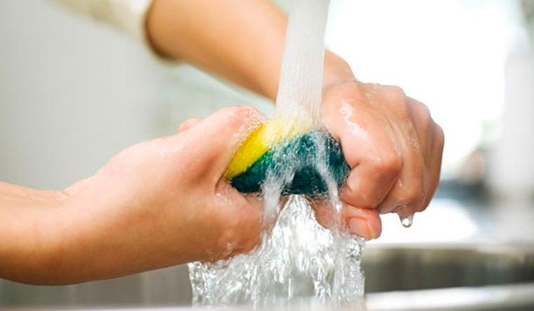 Rửa chén hàng ngày mà quên đi công đoạn này bảo sao sức khỏe quanh năm luôn không tốt