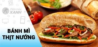 [Video] Cách làm bánh mì thịt nướng cực đơn giản bằng dụng cụ có sẵn trong nhà