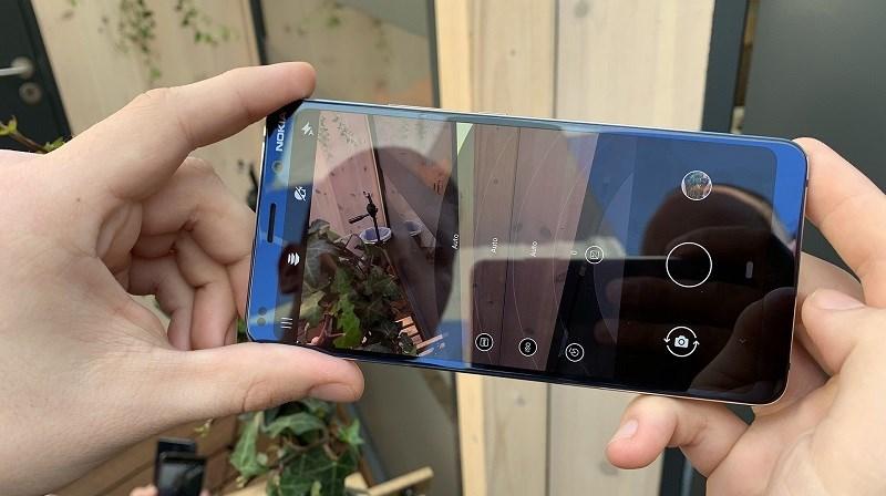 Ứng dụng Camera trên smartphone Nokia sắp có thêm nhiều tính năng mới