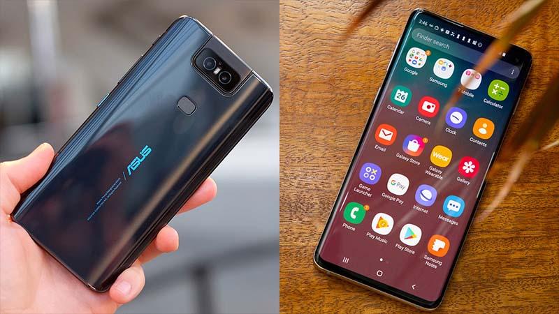 So sánh ZenFone 6 và Galaxy S10: Màn hình nốt ruồi hay camera lật? - ảnh 16