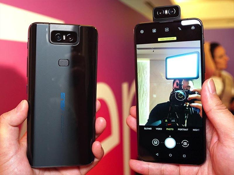 So sánh ZenFone 6 và Galaxy S10: Màn hình nốt ruồi hay camera lật? - ảnh 9