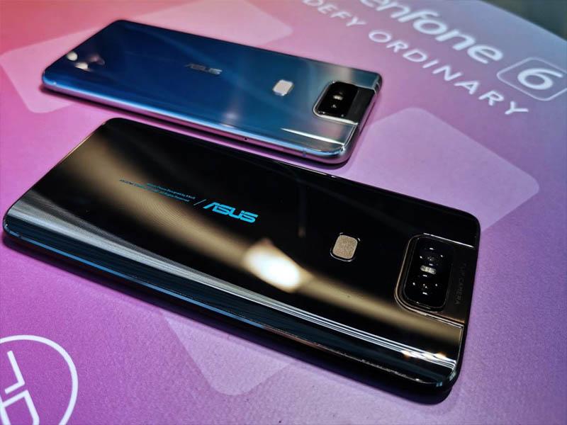 So sánh ZenFone 6 và Galaxy S10: Màn hình nốt ruồi hay camera lật? - ảnh 2