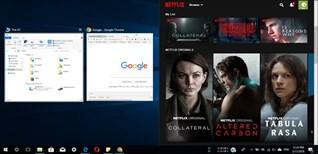 Hướng dẫn cách chia màn hình trên Windows 10