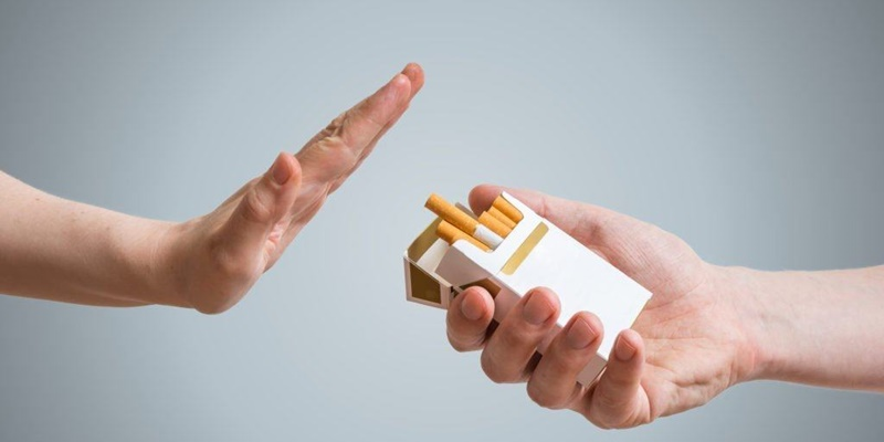Hạn chế dùng thuốc lá, đồ uống có cồn
