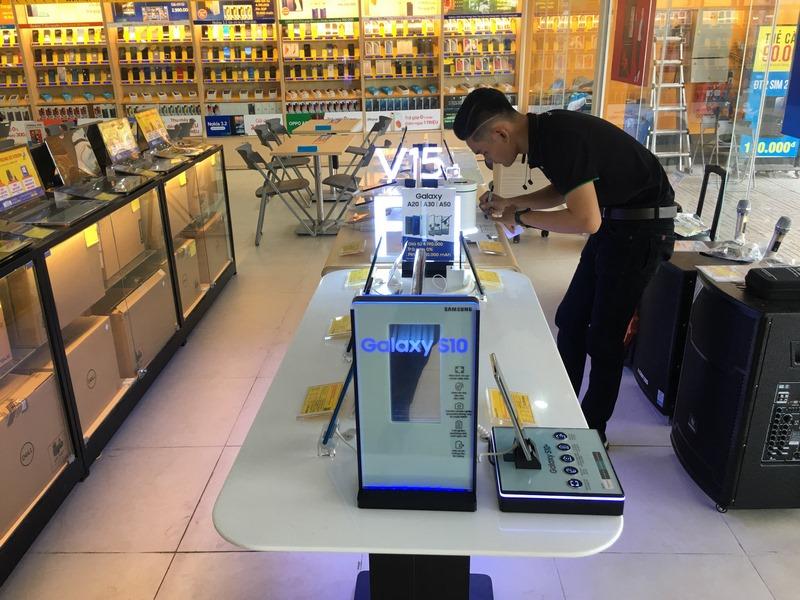 Siêu thị Điện máy XANH Bình Hưng