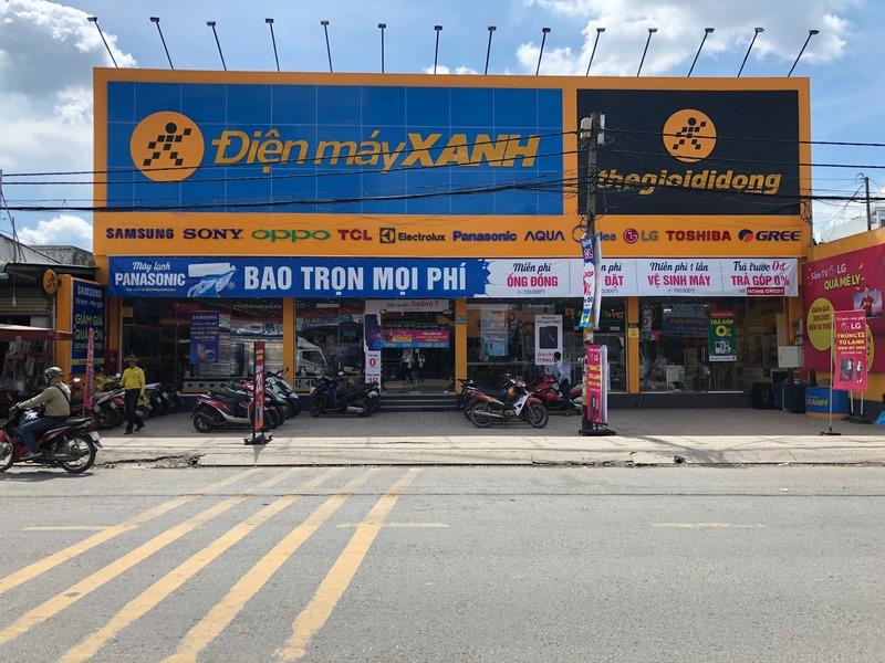 Siêu thị Điện máy XANH 30/10 Nguyễn Ảnh Thủ, Hóc Môn