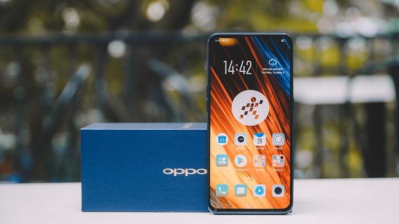 Smartphone OPPO có camera trong màn hình sẽ ra mắt cuối năm nay?