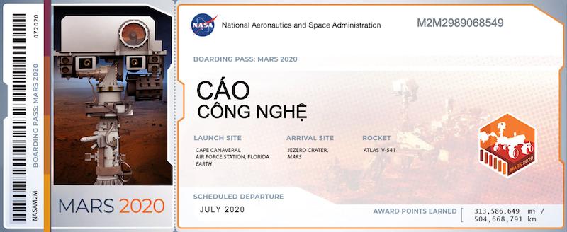 NASA gửi lời mời mọi người trên trái đất tham gia dự án thám hiểm Sao Hoả - ảnh 1