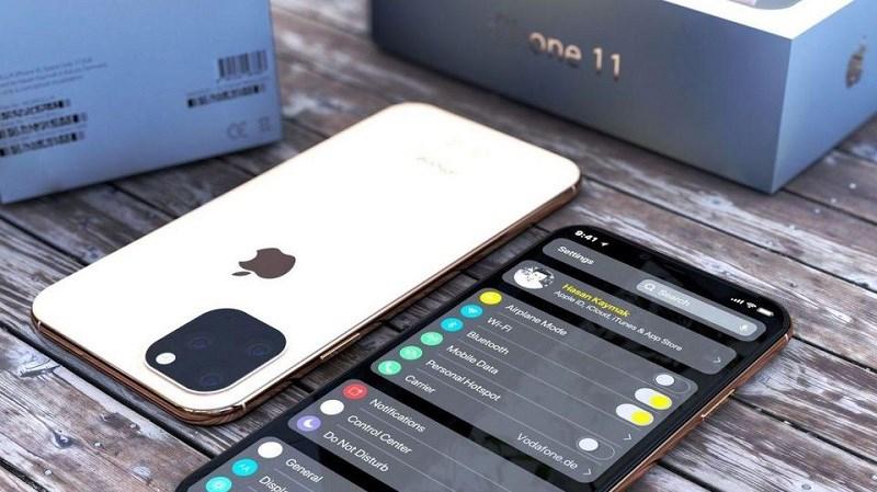 Nhiều phiên bản iPhone 2019 có mặt trên trang web EEC
