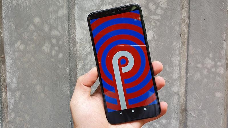 Max m2 android 9 pie