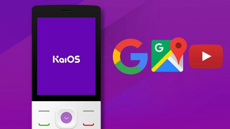 KaiOS hiện đang được cài đặt trên hơn 100 triệu thiết bị