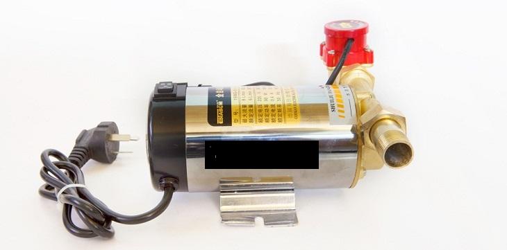 bơm tăng áp bình nước nóng