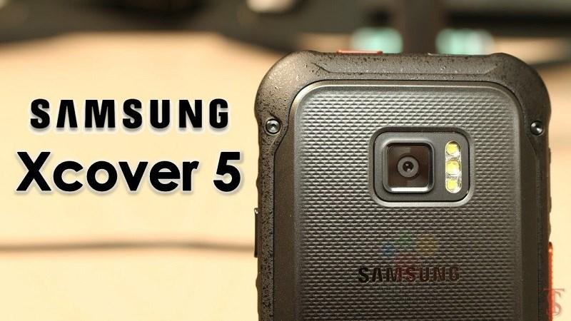 Galaxy X Cover 5