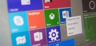 Hướng dẫn gỡ ứng dụng đã cài đặt từ Store trên Windows 10