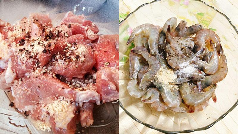 Thịt kho tôm: Cách nấu thịt kho tôm ngon chỉ 20 phút