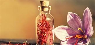 Những cách uống nhuỵ hoa nghệ tây để có một làn da đẹp, một sức khỏe cường tráng