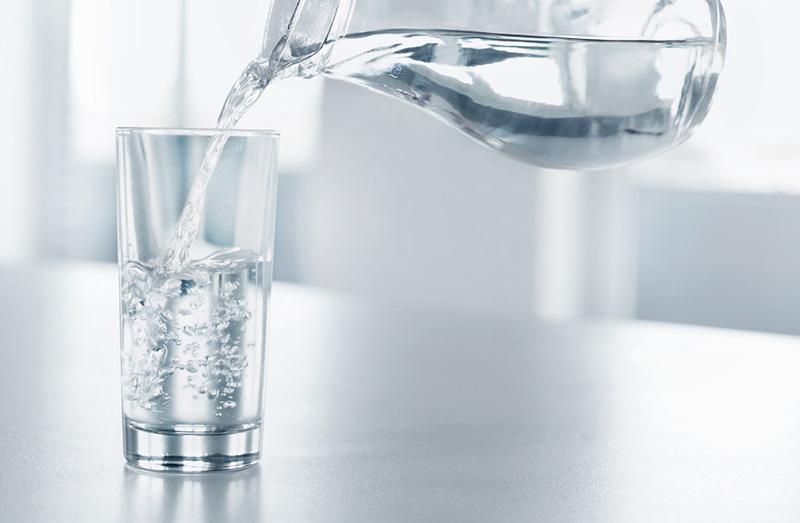 Bổ sung đủ nước cho cơ thể