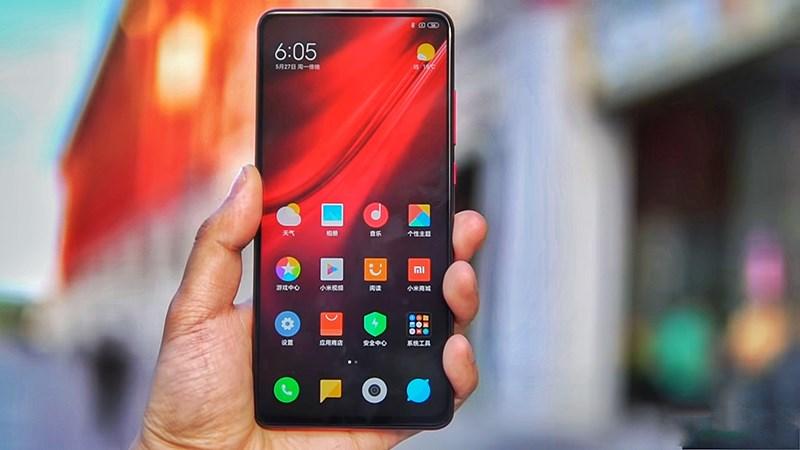 Redmi K20 Pro Android Q