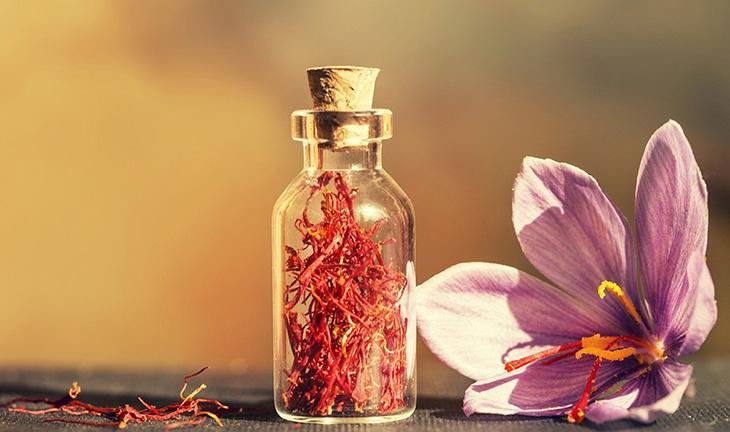 Nhụy hoa nghệ tây saffron ngăn chặn các tác nhân gây bệnh ung thư