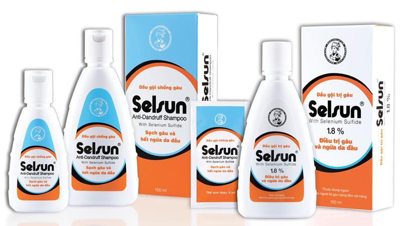 4 loại dầu gội trị gàu và nấm da đầu hiệu quả nhất hiện nay