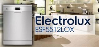 Hướng dẫn sử dụng máy rửa chén Electrolux ESF5512LOX 1950W