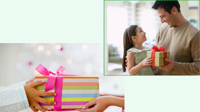 Những món quà ý nghĩa dành tặng con vào dịp cuối năm học