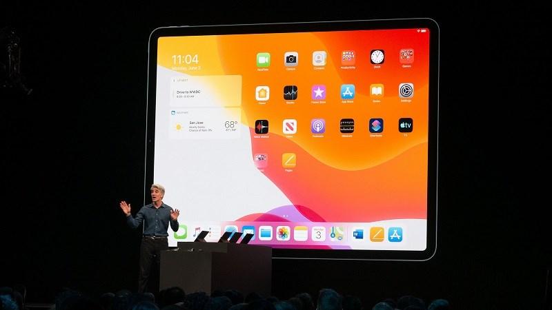 Apple ra mắt hệ điều hành iPadOS dành riêng cho iPad